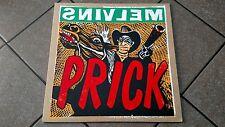 Melvins Prick LP Mackie Edition Letterpress Sleeve Pink Splatter #42/50 Signed
