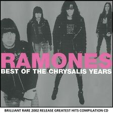 The Ramones - Very Best Greatest Hits Collection - RARE 2002 CD Punk 80's 90's