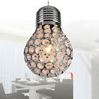 Edison Modern Decoration Pendant Lamp Lighting Ceiling Light Big Bulb Chandelier