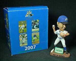 Trenton Thunder New York Yankees Phil Hughes #50 SGA Bobble Head Figurine 2007