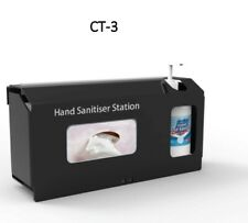 Hand Cleaning, Glove/Wipes Dispensers.  All in One Unit!!!