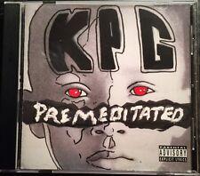 KPG - PREMEDITATED *1997 OG ARLINGTON, TX  G-FUNK* VERY RARE