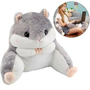 Back Rest Reading Pillow Lumbar Sofa Support Arm Seat Bed Office Cushion Lounger