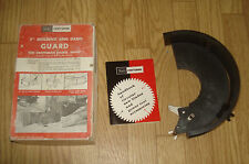 """Craftsman 7"""" Molding and Dado Guard for Radial Arm Saw 9-29524 Boxed"""