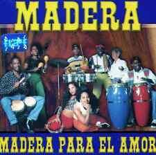 """MUSIC OF VENEZUELA - Grupo Madera """"Madera Para El Amor"""" * NEW SEALED CD"""