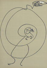 Max Ernst 1964 lithograph
