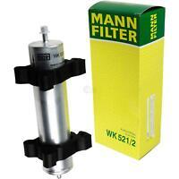 Original MANN-FILTER Kraftstofffilter WK 521/2 Fuel Filter