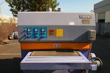 Powermax PR-43DDA Wide Belt Sander  (Woodworking Machinery)