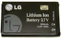 NEW OEM LG LGIP-430G SHINE CU720 CF360 KS500 KF757 SBPL0090901 LG BATTERY