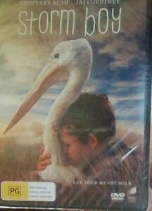 Storm Boy DVD Region 4 BRAND NEW
