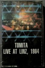 Tomita:  Live at Linz, 1984  (Cassette, 1985, RCA Records)