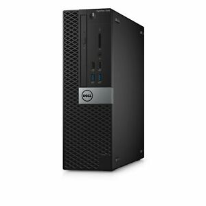 Dell Optiplex 7040 i5-6500 3.6GHz, 120GB NVMe, 240GB SSD, 8G DDR4, Win 10 PRO