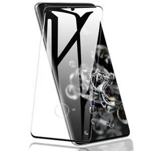 2X 3D Schutzglas für Samsung Galaxy S21 Plus Ultra Display Panzerfolie Full 9H