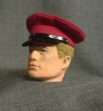 Banjoman 1:6 Scale Custom Made King's Royal Hussars Cap For Action Man / G I Joe