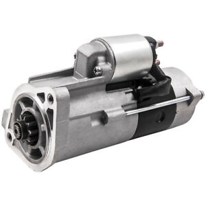 Starter Motor For Mitsubishi PAJERO NT, NW NP NS, NT 2002-06 3.2 DIESEL 4M41T