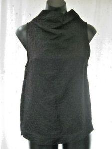 STRATEAS CARLUCCI, As New, L, Such A Flattering Design In 100% Silk.