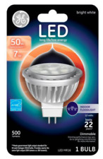 GE LED Indoor Floodlight Bulb 7 Watt 50 W Replacement Bright White Dimmable