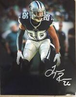 Tyler Patmon 8x10 signed photo   Dallas Cowboys OKlahoma State Gameday D