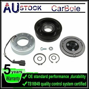 AC A/C for Mazda 3 5 Compressor Clutch 2003 2004 2005 2006 2007 Assembly New