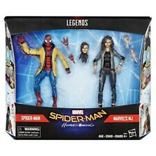 "Marvel Legends 6"" Spider-Man Homecoming - Spider-Man & MJ 2 pack"