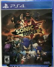 Sonic Forces (Sony PlayStation 4, 2017)