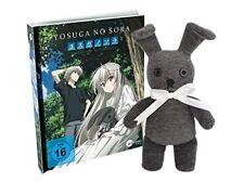 YOSUGA NO SORA -VOL.1-DAS KAZUHA KAPITEL LIMITED MEDIABOOK INKL. PLÜSCH DVD NEU