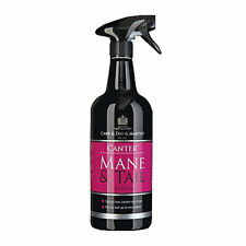 Carr and Day and Martin Canter Mane and Tail Conditioner Spray 1L