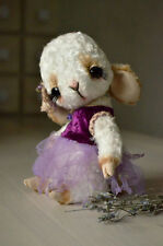 Sewing Pattern For 8 Inch Lamb
