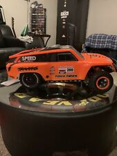Traxxas Slash Robby Gordon Rare Body