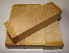 Messergriffblock Robinie, ca. 8-10x4x3cm, Messergriff 101