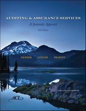 Auditing & Assurance Services: A Systematic Approach [With CDROM]-ExLibrary