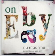 (BP794) No Machine, On Ebay - DJ CD