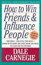 How to Win Friends and Influence People -  Dale Carnegie - I ship worldwide also