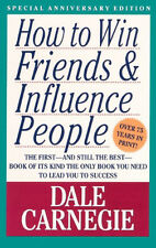 How to Win Friends and Influence People -  Dale Carnegie - I ship worldwide