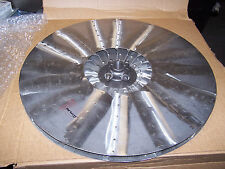 "NEW SPENCER BLOWER ALUMINUM IMPELLER FNA90435 18-1/2"" DIAMETER 1-1/2"" BORE"