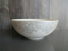 6 x New DENBY for Monsoon FILIGREE Silver Soup/Cereal Bowl