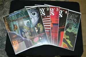 Stray Dogs 1-5 +FCBD Issue Complete Set