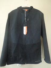 Merrell Venture Bonded Tech Jacket Men's - Black Heather -XL