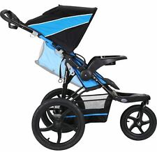 Best Jogging Running Stroller All Terrain Tires Storage Lightweight Baby Trend