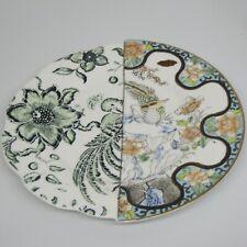 Seletti Hybrid CTRLZAK Zoe Design Fine Bone China Desert Fruit Plate