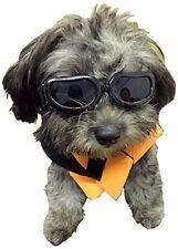 Enjoying Dog Goggles Small Dog Sunglasses Waterproof Windproof UV Protection f