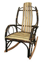 Amish Rustic all Hickory Rocker (quick ship) SALE  219.00