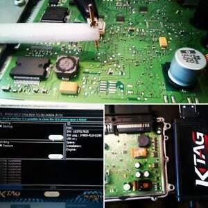 ECU Remap File Honda Accord Civic CRV FRV 2.2 CTDI 1.5 CDI DPF EGR Tuning