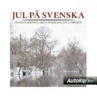 WADENIUS/LUNDGREN/ANDERSEN - JUL PA SVENSKA  CD NEU