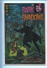 Dark Shadows #9 Hi Grade 9.2 Terrifying Cover Gem