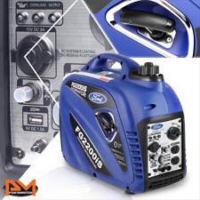 Ford 2200 Watt Recoil Start Fuel Injection Portable Inverter Generator FG2200IS