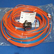 AMPHENOL 600V 18FT 21-PIN CABLE & CONNECTOR, P22954-CE18 *NEW*