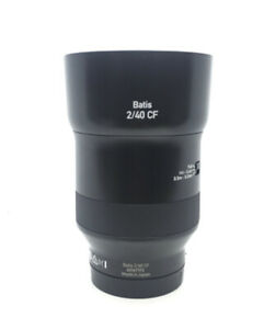 Pre-Owned ZEISS 40mm f2 CF (Sony E-Mount) - C6123B