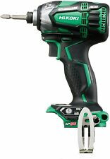 Cordless Impact Driver 18V Green Charger Sold Separately only body WH18DDL2(NN)