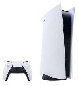 Sony PlayStation 5 Console - White - Disc Version (SHIPS NOW)